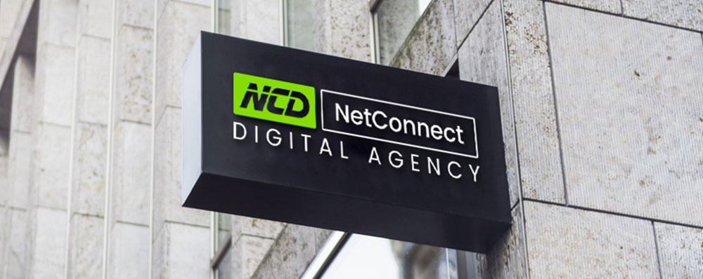 NetConnect Digital Agency Logo