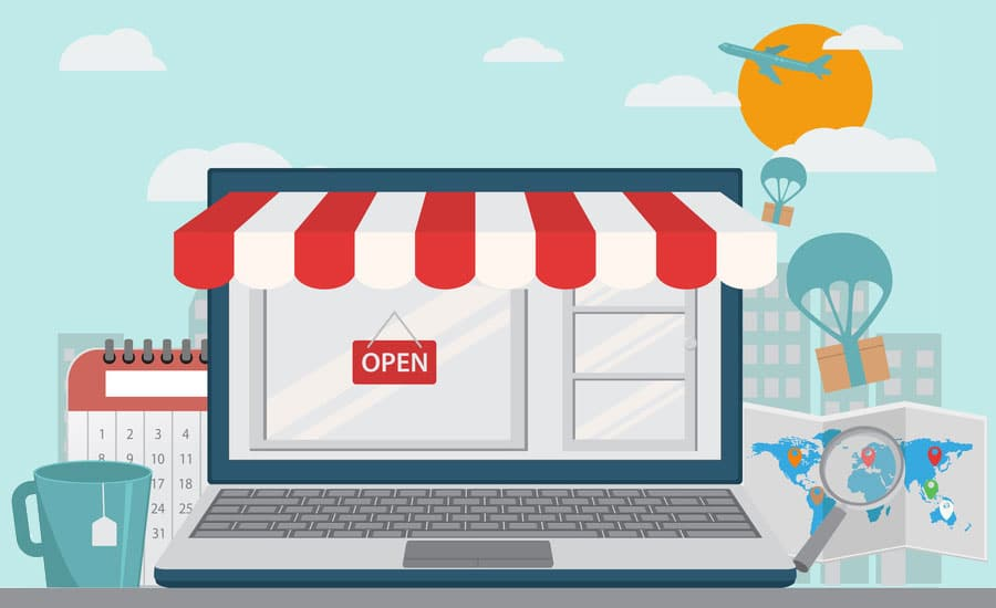 Choose the right eCommerce web development service