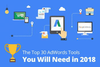 Top 30 AdWords Tools you need
