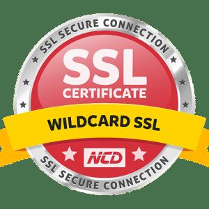SSL-Badge-Wildcard