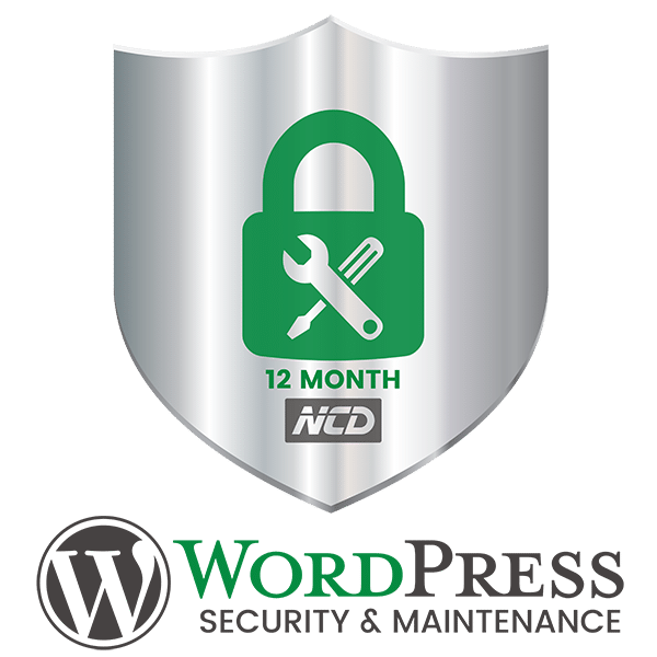 wordpress security and maintenance 12 month plan netconnect