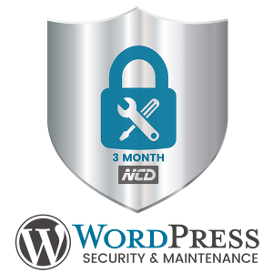 WP Maintenance Badge 3 Month