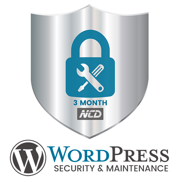 WP Maintenance Badge 3 Month