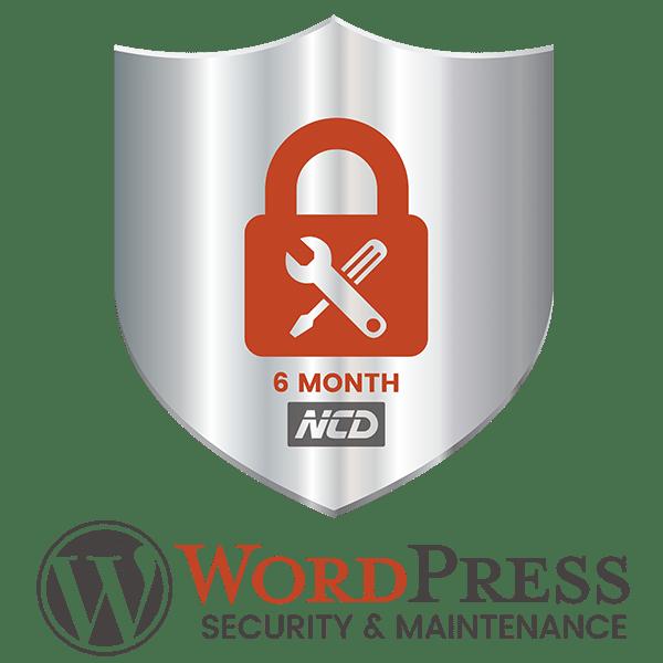WP Maintenance Badge 6 Month