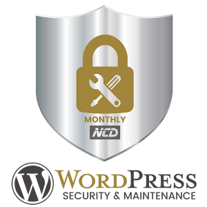 WP Maintenance Badge Monthly