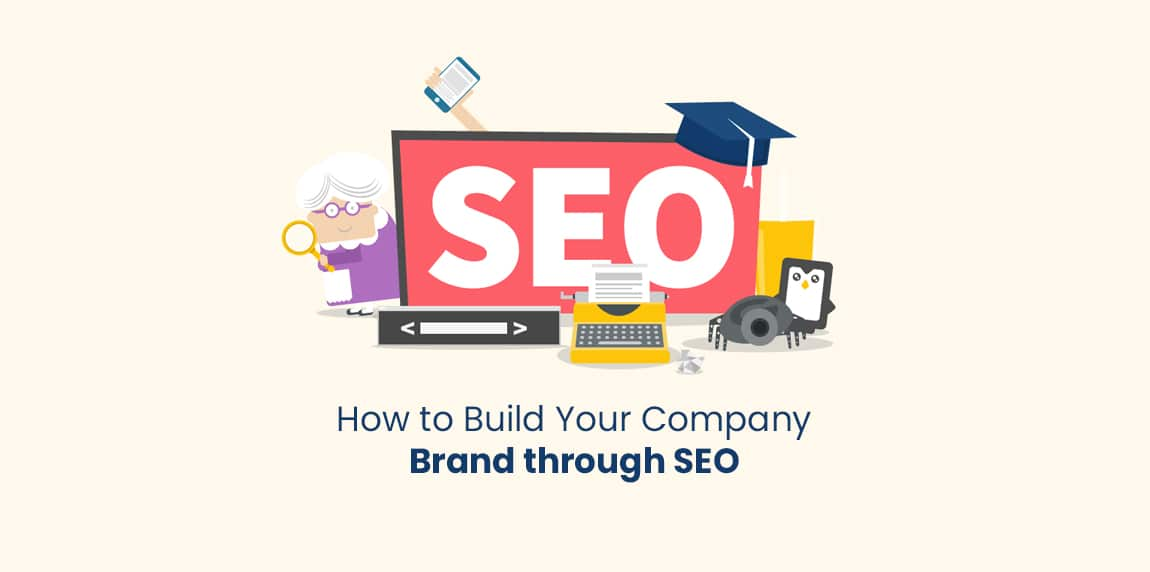 How to Build Your Company Brand through SEO | Netconnect Digital Agency