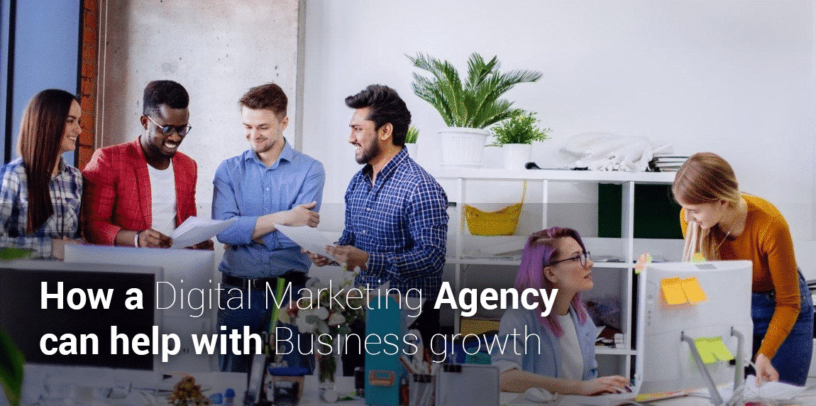 digital marketing agency help with business growth