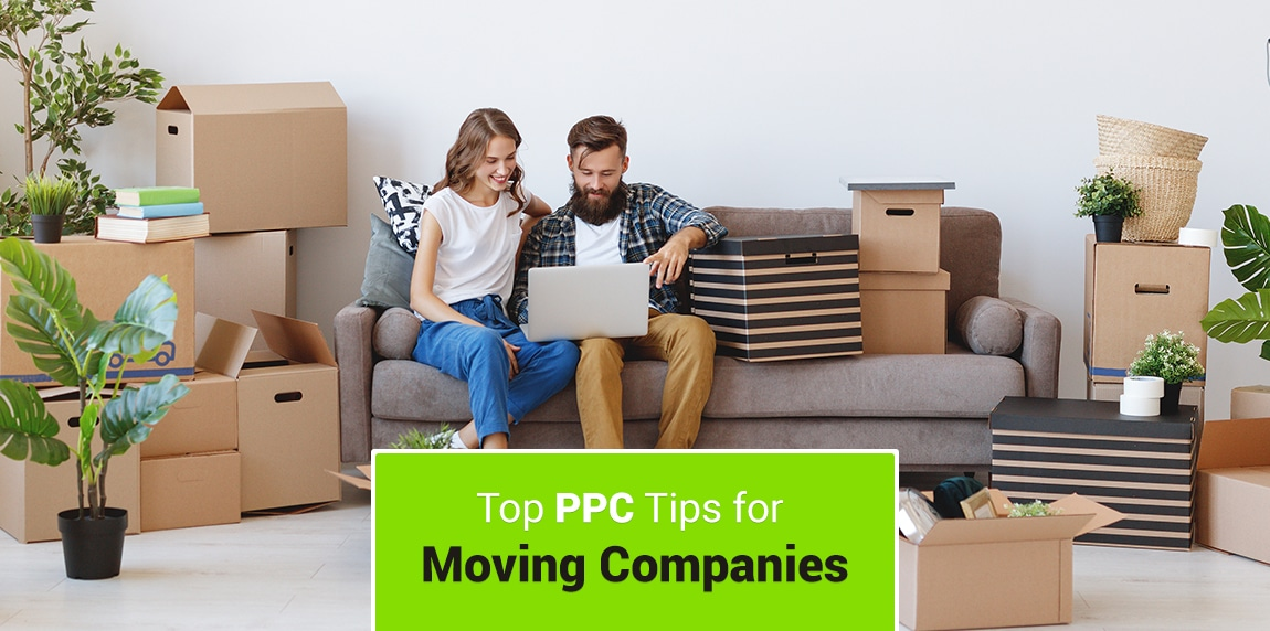 PPc for moving companies